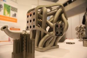 Zukunftsmarkt 3D-Druck: Komplexe Bauteile am Stück gefertigt