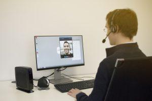 Contact Center mit Skype for Business auf einem Linux Thin Client: Funktioniert nun problemlos.
