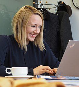 Kerstin Sturm - Senior PR-Beraterin