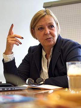 Annette Civanyan - Senior PR-Beraterin