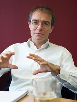 Freddy Staudt - Geschäftsführer