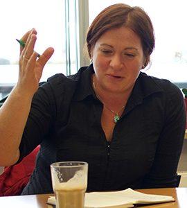 Julia Vobker-Staudt - PR-Redakteurin