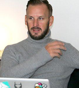Carsten Wunderlich - Senior PR-Berater
